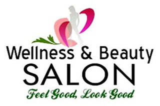 Wellness and Beauty Salon Logo